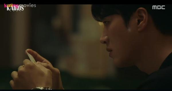 Do Kyun bắt đầu nghi ngờ tại sao Ae Ri có thể biết trước nhiều sự việc,Lee Taek Kyu cho biết cảnh sát nghi ngờ cô bị suy nhược thần kinh.