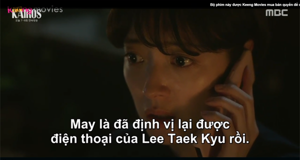 Seo Jin cũng báo cho Ae Ri biết Kim Jin Ho đã tự sát.