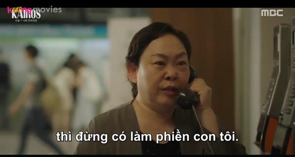 'Kairos' tập 13-16: Shin Sung Rok nhận ra bị vợ con phản bội, cả gia đình gặp tai nạn nguy kịch 4