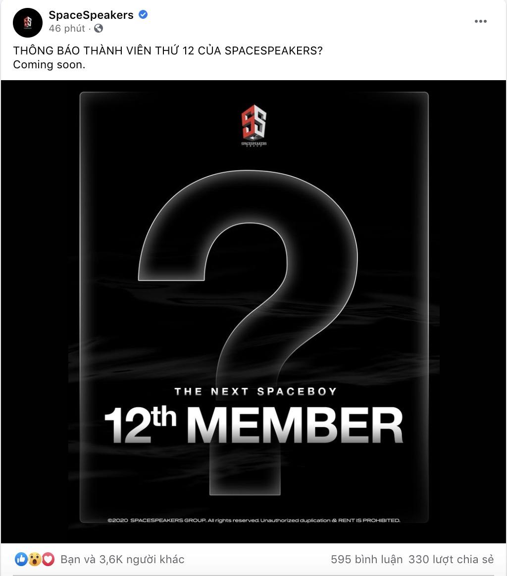 HOT: Soobin sắp kết hợp cùng thành viên thứ 12 của SpaceSpeakers, fan đồng loạt gọi tên thí sinh hot nhất 'Rap Việt' 0