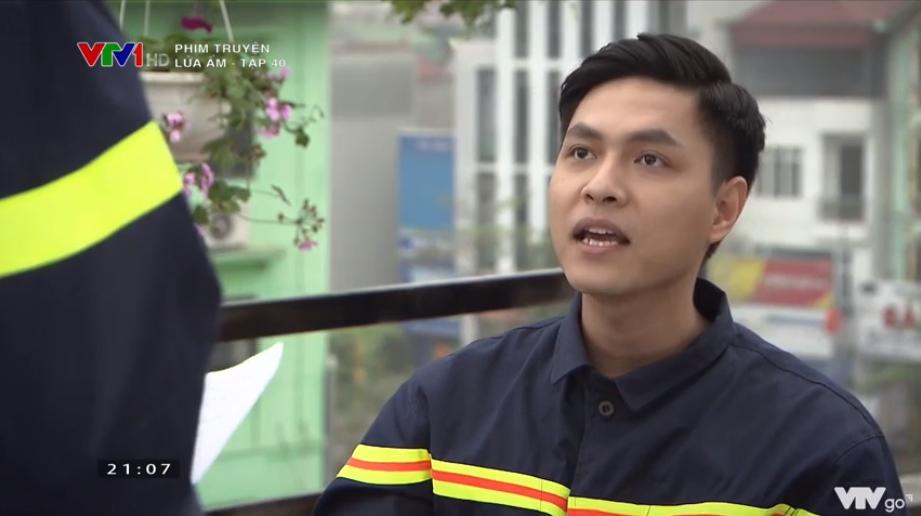'Lửa ấm' tập 40: NSƯT Trương Minh Quốc Thái từ chối thăng chức khiến 'tiểu tam' Thu Quỳnh tăng xông 5