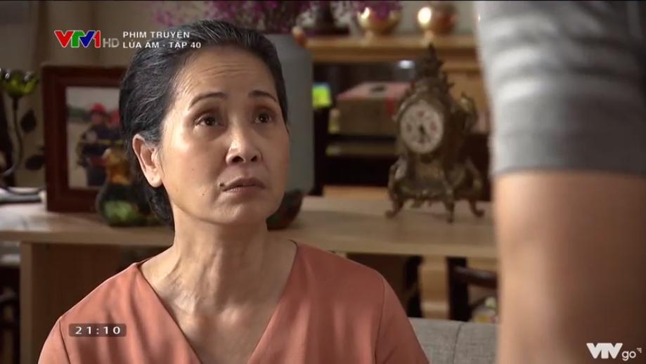 'Lửa ấm' tập 40: NSƯT Trương Minh Quốc Thái từ chối thăng chức khiến 'tiểu tam' Thu Quỳnh tăng xông 9