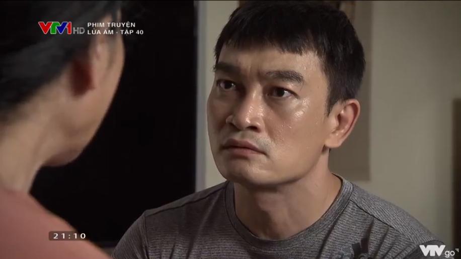 'Lửa ấm' tập 40: NSƯT Trương Minh Quốc Thái từ chối thăng chức khiến 'tiểu tam' Thu Quỳnh tăng xông 10