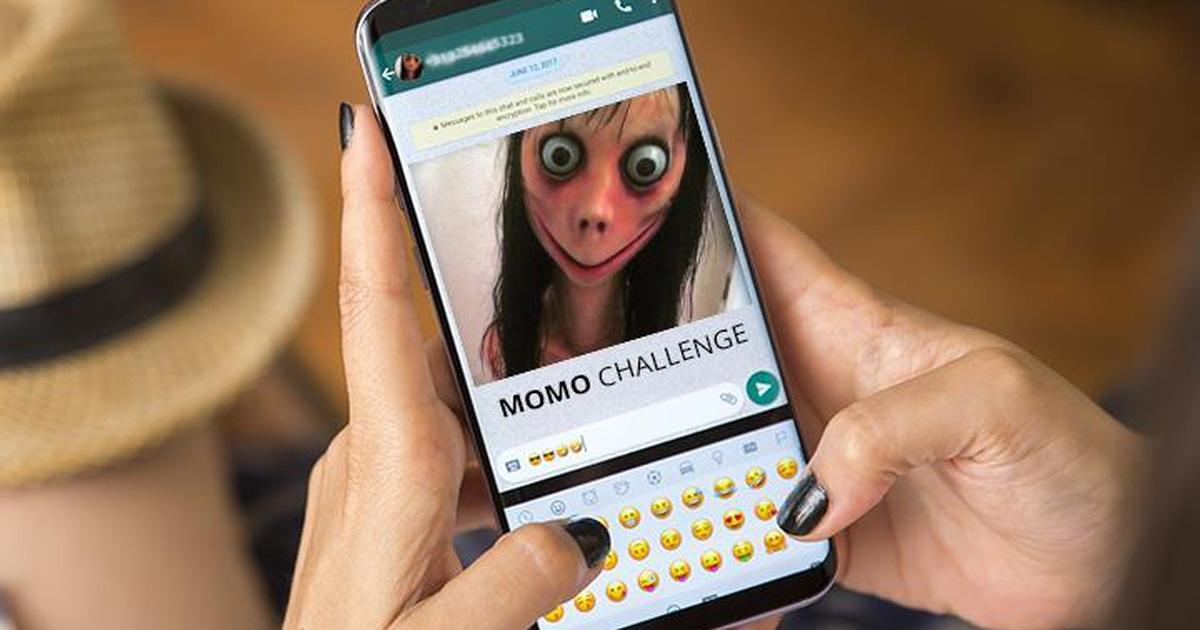 Quái vật Momo và những thử thách ghê rợn kết thúc bằng việc tự sát.