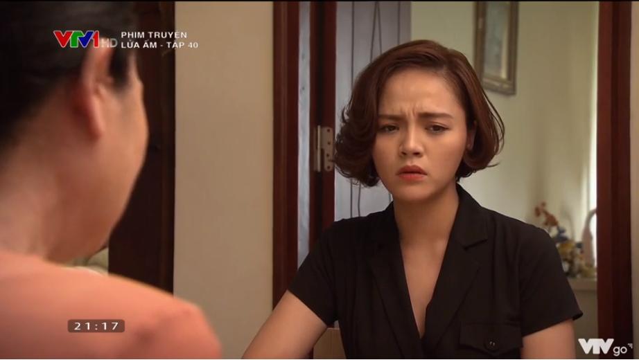 'Lửa ấm' tập 40: NSƯT Trương Minh Quốc Thái từ chối thăng chức khiến 'tiểu tam' Thu Quỳnh tăng xông 12