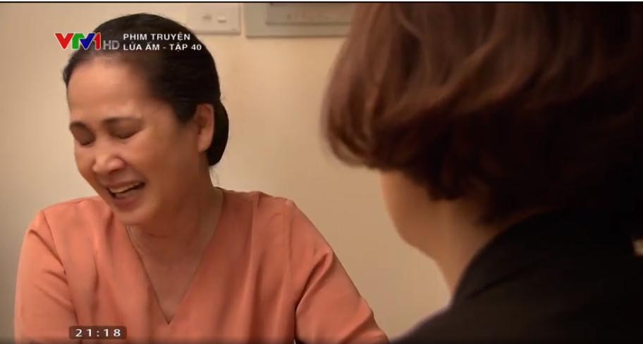 'Lửa ấm' tập 40: NSƯT Trương Minh Quốc Thái từ chối thăng chức khiến 'tiểu tam' Thu Quỳnh tăng xông 13