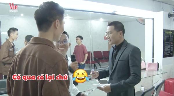 Được 'trai đẹp' Siêu trí tuệ Việt Nam xin chữ ký, Wowy hoang mang hỏi lại: 'Do thật tâm em muốn hay biên tập kêu vậy?' 3