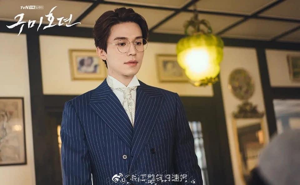 Lee Dong Wook trong vai hồ ly nghìn năm nhìn quyến rũ, yêu nghiệt