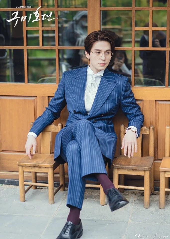 Khi Lee Dong Wook đụng hàng với 'thầy Thẩm' Chu Nhất Long: Người quyến rũ - kẻ lịch lãm, biết chọn ai bây giờ? 5