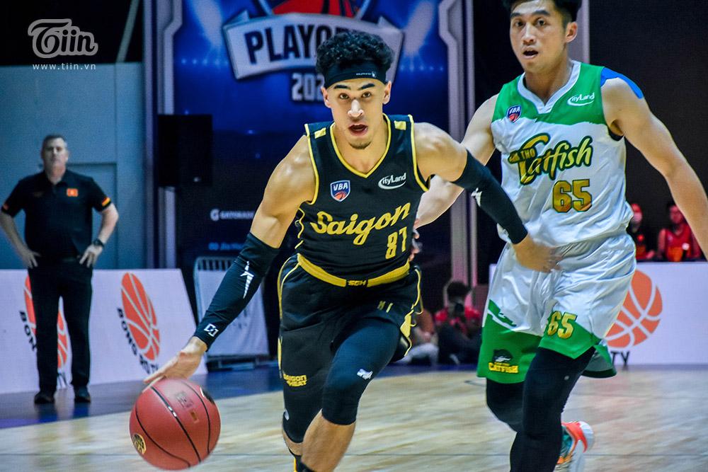 Saigon Heat: Đẳng cấp của nhà vô địch 0