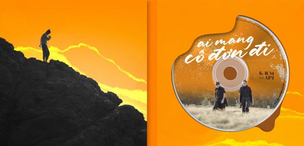 Sau thành công từ 'Ai mang cô đơn đi', K-ICM và APJ ra mắt album cùng tên: Bán sạch 1000 đĩa vật lý 1