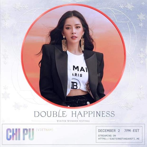 HOT: Chi Pu biểu diễn cùng Chung Ha, ATEEZ và loạt sao Châu Á đình đám tại lễ hội âm nhạc quốc tế 1