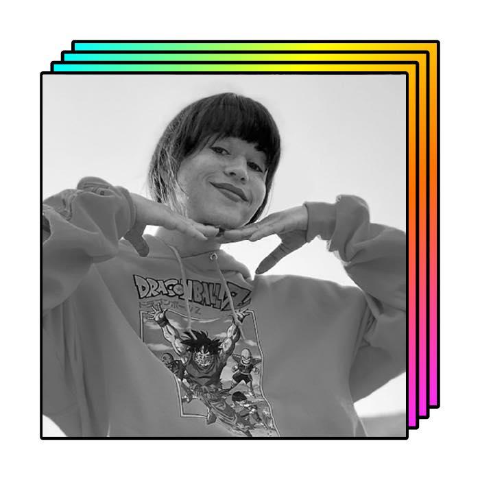 Chân dung nghệ sĩ thiết kếBlake Kathryn.
