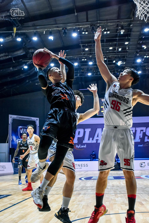 Photo Story: Thang Long Warriors chốt suất vào Finals VBA 2020 3