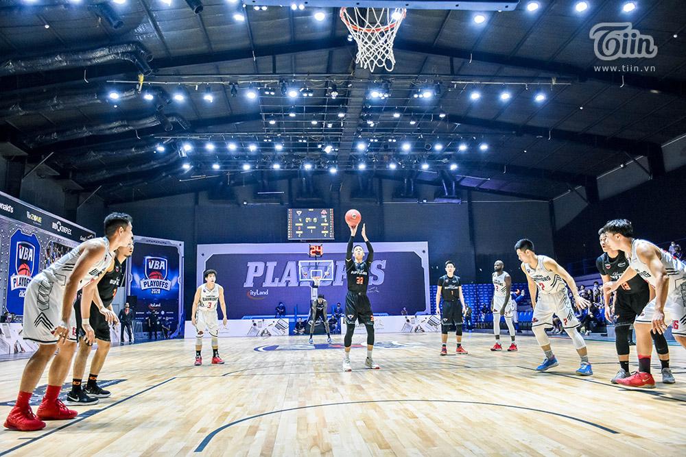 Photo Story: Thang Long Warriors chốt suất vào Finals VBA 2020 4