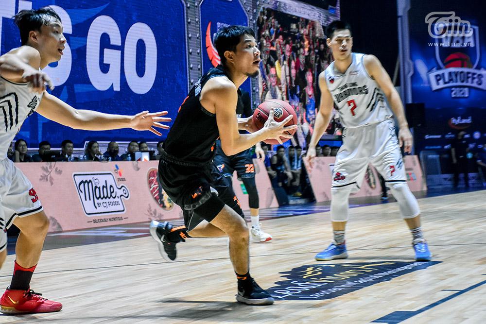 Photo Story: Thang Long Warriors chốt suất vào Finals VBA 2020 5