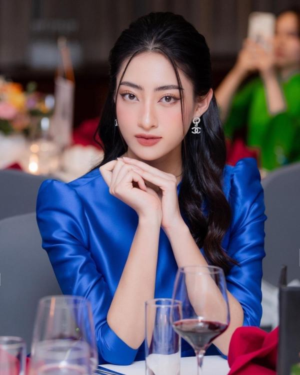 HH Lương Thùy Linh: 'Hoa hậu không phải là một nghề, bản thân không cho phép mình học dốt' 4