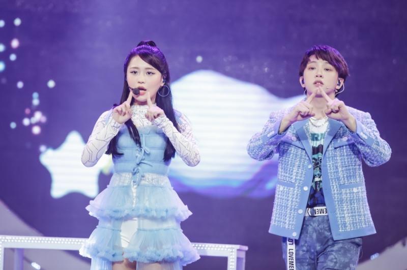 Vũ Cát Tường mang 'triệu hành tinh ánh sáng' lên sân khấu, 'vì tinh tú' Min, Thiều Bảo Trâm hóa công chúa ngọt ngào 3