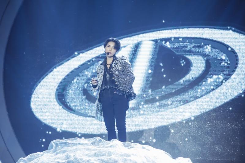 Vũ Cát Tường mang 'triệu hành tinh ánh sáng' lên sân khấu, 'vì tinh tú' Min, Thiều Bảo Trâm hóa công chúa ngọt ngào 11