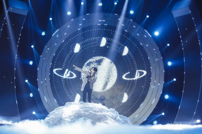 Vũ Cát Tường mang 'triệu hành tinh ánh sáng' lên sân khấu, 'vì tinh tú' Min, Thiều Bảo Trâm hóa công chúa ngọt ngào 12