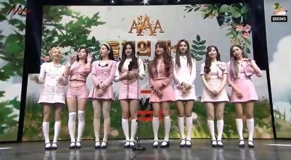 Và 'Daesang Nghệ sĩ của năm' thuộc về 'vườn bông nhà JYP' - Twice.