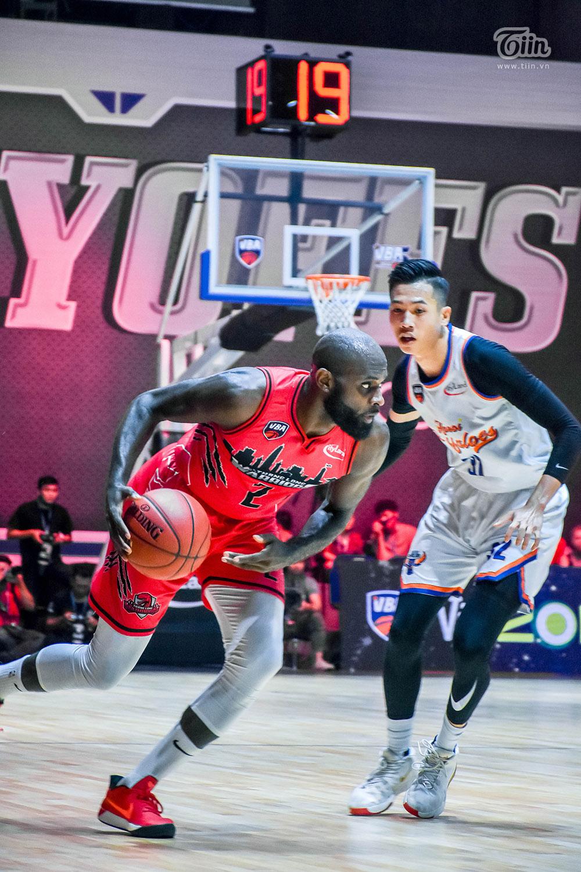 Hanoi Buffaloes mùa giải VBA 2020: Hoàn thành chỉ tiêu! 9
