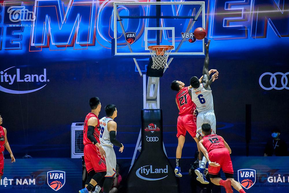 Hanoi Buffaloes mùa giải VBA 2020: Hoàn thành chỉ tiêu! 3