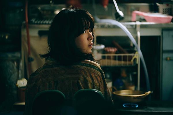 Han Ji Min với tạo hình gai góc trong Josée.