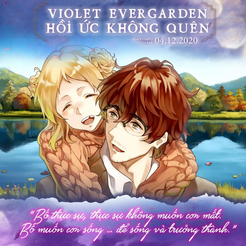 Lý do thương hiệu Violet Evergarden nổi bật giữa rừng anime hiện tại 5