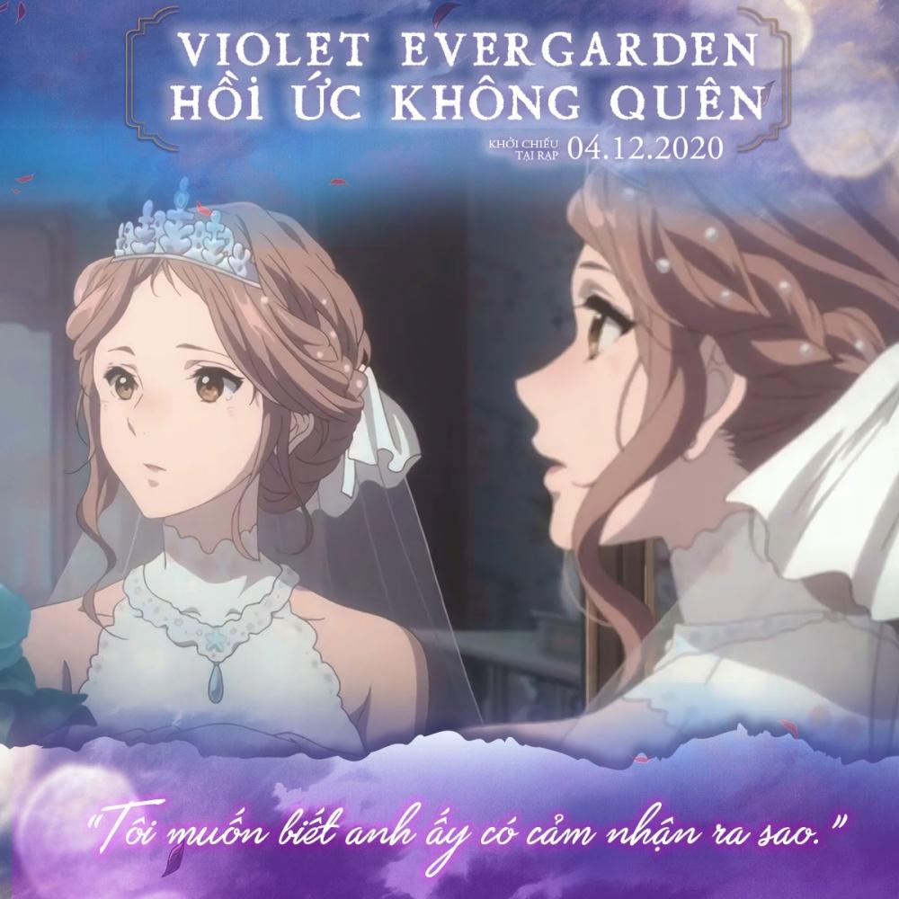 Lý do thương hiệu Violet Evergarden nổi bật giữa rừng anime hiện tại 6