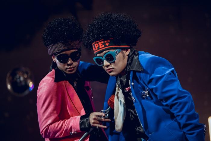 2020 là năm của disco khi 2 thành viên của Da LAB đánh lẻ phát hành MV mới cũng với phong cách này 3