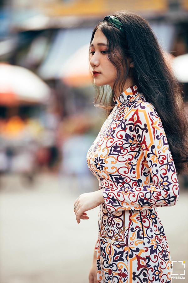 Một chút hoài niệm với phong cách 'Cô Ba Sài Gòn' của Ngọc Khánh.