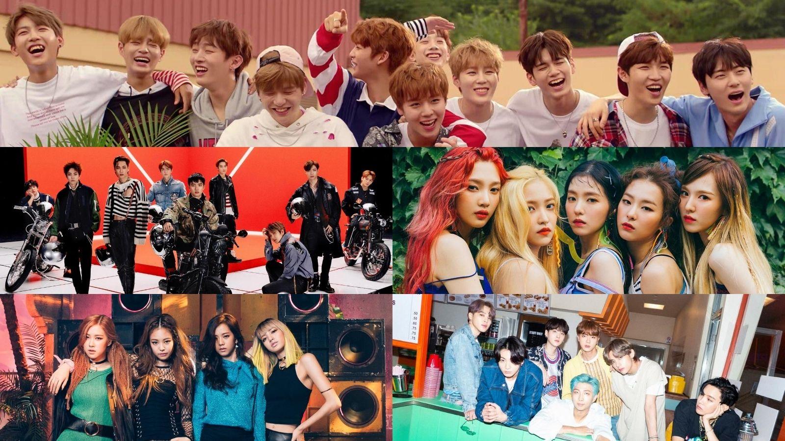 Những ca khúc của nhóm idol kpop lọt vào BXH thập kỷ của Melon: BTS, BlackPink không dẫn đầu? 0
