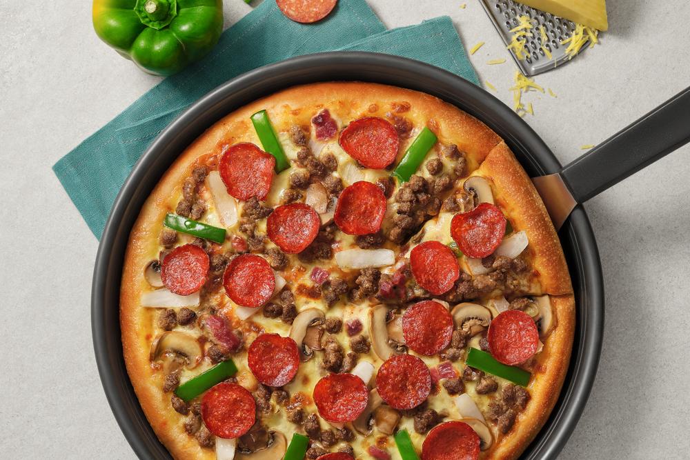 Pan Pizza - Chất lượng được dân sành ăn 'chứng nhận' 4