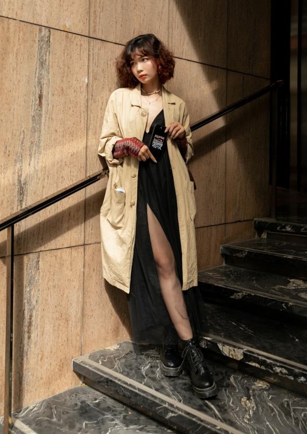 'The Best Street Style' ngày đầu: Người đẹp chuyển giới Lương Mỹ Kỳ thanh lịch, Top 3 outfits ấn tượng thuộc về dàn 'new face' 9