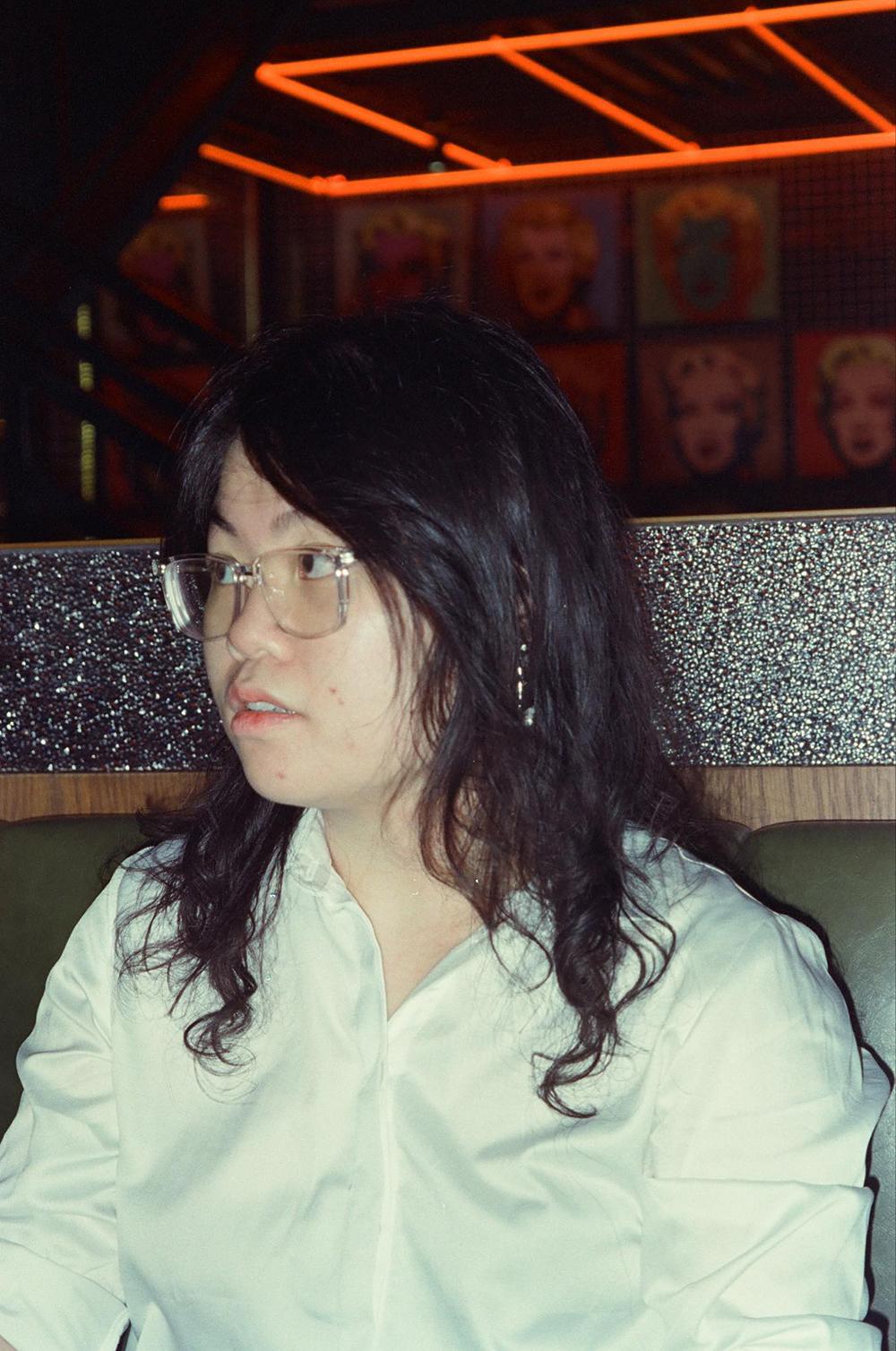 Quỳnh Hoa hiện là sinh viên năm 3 ngành Truyền thông