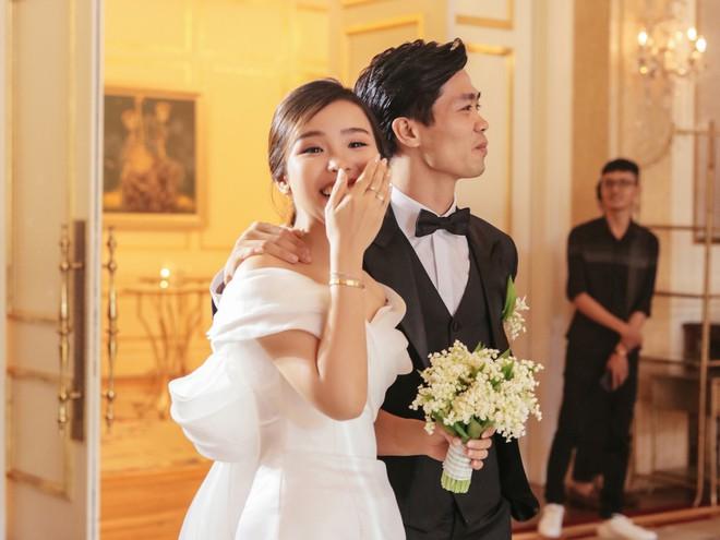 Công Phượng đón dâu bằng siêu xe Mercedes Maybach, đoàn nhà gái 50 người từ TP. HCM đưa Viên Minh về nhà chồng 6
