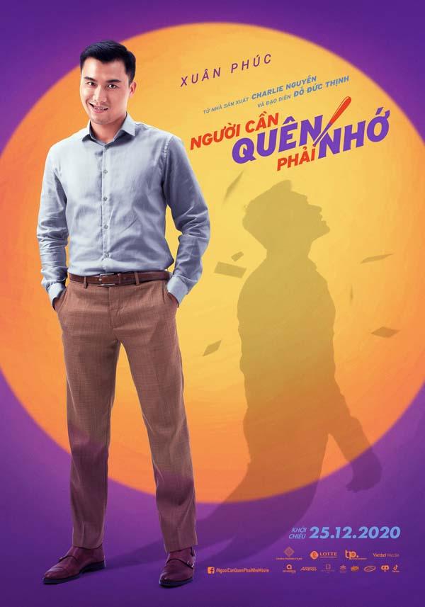 Tung poster chính thức, nhà sản xuất Charlie Nguyễn tự tin 'Người Cần Quên Phải Nhớ' sẽ đua rất khoẻ với loạt đối thủ mạnh trong mùa Giáng Sinh sắp tới 6