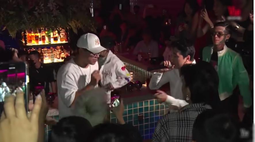 Dế Choắt và GDucky bá vai quàng cổ trình diễn cùng nhau, đập tan tin đồn 'cạch mặt' sau Rap Việt 0