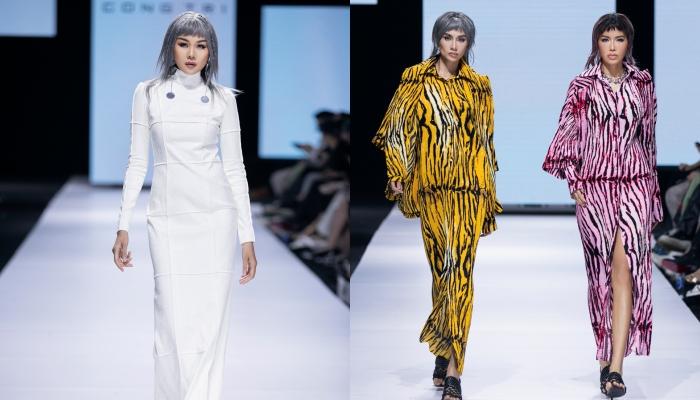Thanh Hằng, Hoàng Yến, Minh Tú và dàn mẫu cá tính trong trang phục streetwear manghơi thở đương đại 0