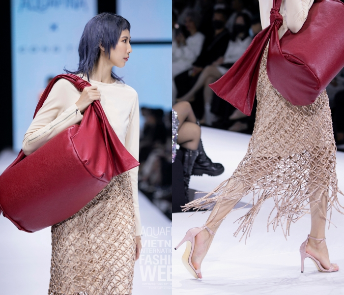 Thanh Hằng, Hoàng Yến, Minh Tú và dàn mẫu cá tính trong trang phục streetwear manghơi thở đương đại 8