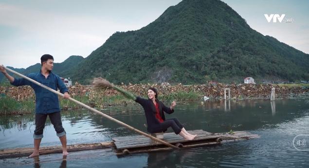 'Hướng dương ngược nắng': Bị Lương Thu Trang hạ gục một cách đơn giản, Việt Anh đem lòng si mê 9