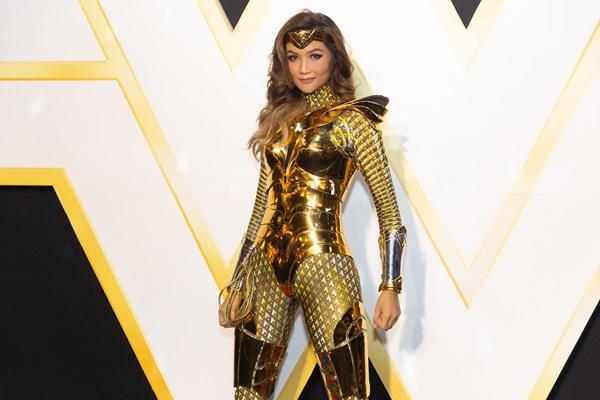 H'Hen Niê hoá thân thành Wonder Woman, tái xuất showbiz sau thời gian tập trungđóng phim điện ảnh 2