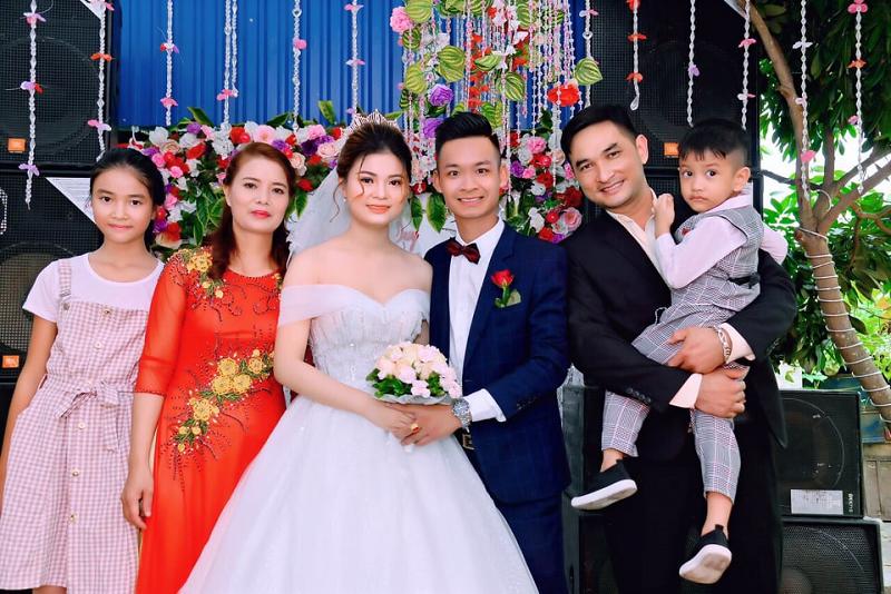 Gia đình của Nguyễn Thảo