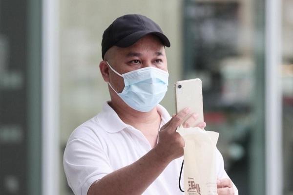 Zulkahnai bị kết án 10 tháng tù vì hành động nhốt bé gái 3 tuổi trong xe ô tô khóa kín. Ảnh: Kelvin Chng/ Straits Times