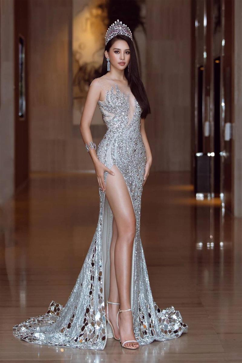 Sau Mai Phương Thúy, đến Hồ Ngọc Hà cũng phải công nhận: 'Trần Tiểu Vy là hoa hậu đẹp nhất' 14