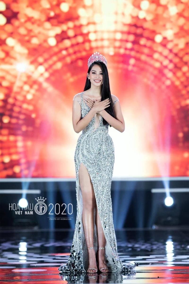 Sau Mai Phương Thúy, đến Hồ Ngọc Hà cũng phải công nhận: 'Trần Tiểu Vy là hoa hậu đẹp nhất' 15