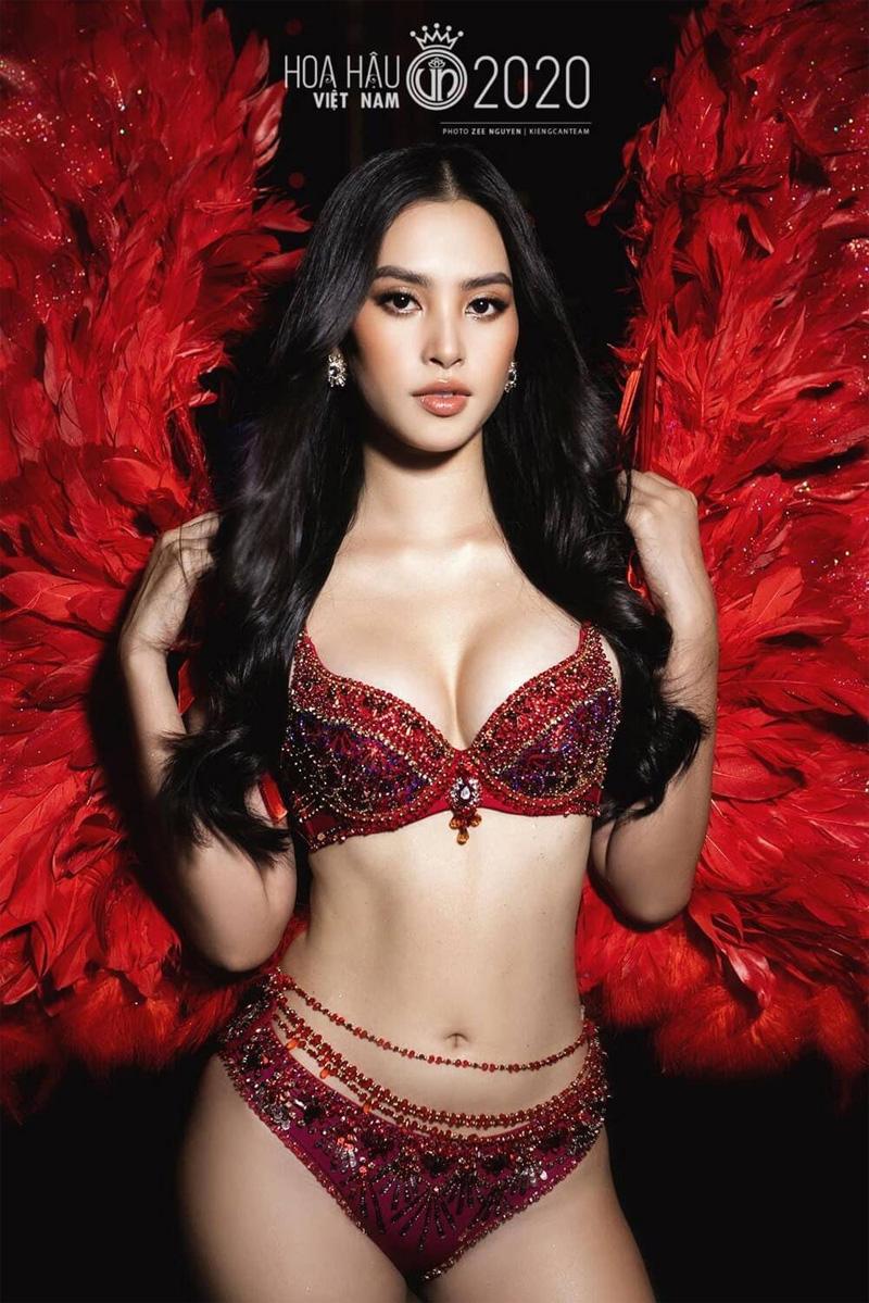 Sau Mai Phương Thúy, đến Hồ Ngọc Hà cũng phải công nhận: 'Trần Tiểu Vy là hoa hậu đẹp nhất' 16