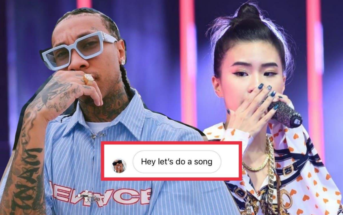 'Hai phút hơn' gây bão toàn cầu, Pháo được đích thân rapper nổi tiếng Tyga nhắn tin ngỏ lời hợp tác 4