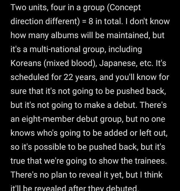Rộ thêm loạt thông tin về girlgroup mới của YG: 'Đàn em' BlackPink sẽ là tân binh đa quốc gia? 1